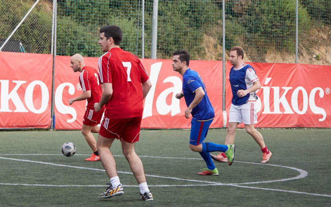 Οδηγίες για την ασφαλή άσκηση σε οργανωμένους αθλητικούς χώρους